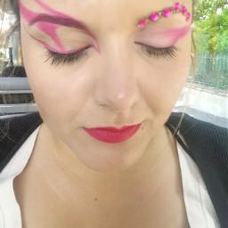 pink makeup artisticmakeup