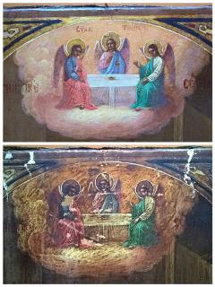 artconservation restauraci workinprogress restauro restaurieren