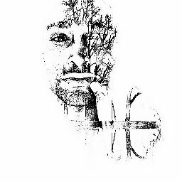 blackandwhite art