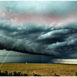 amazingweather clouds closetonature