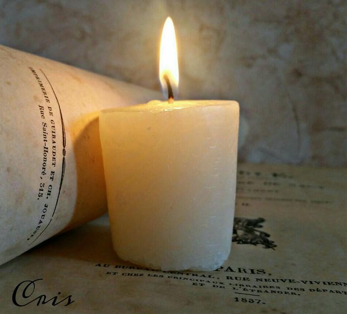#candle #book #antique #retro #vintage #oldphoto #book