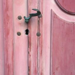 pink doorhandle sunny jonniejonnie freetoedit