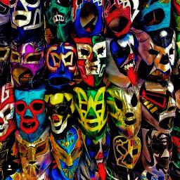 mascaras mexico
