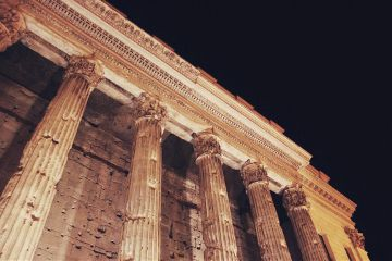 aliveatnight rome roma roman columns freetoedit