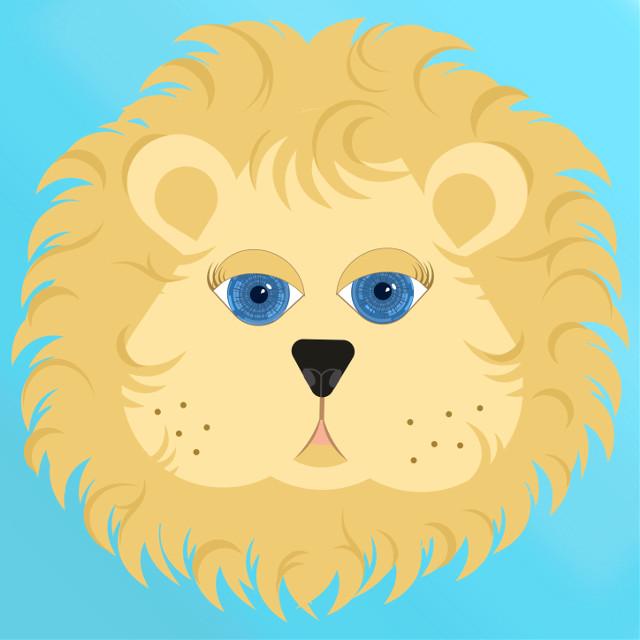 #interesting  #art  #assemblyapp  #assembly  #vector  #vectorart  #vectorpaint #lion  #lions  #cute #cutenessoverload  #pixiteapps #animalart #animalartist   Moomba 🦁