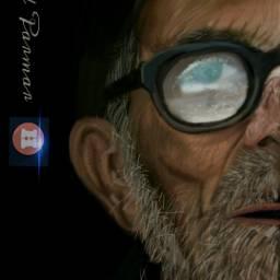 wdpsunglasses Oldman glass people emotions