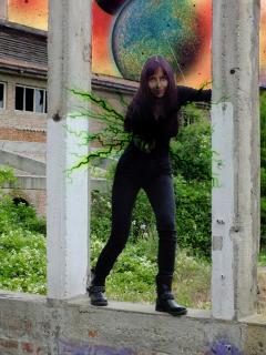 people photography girl apocalypse stardust freetoedit