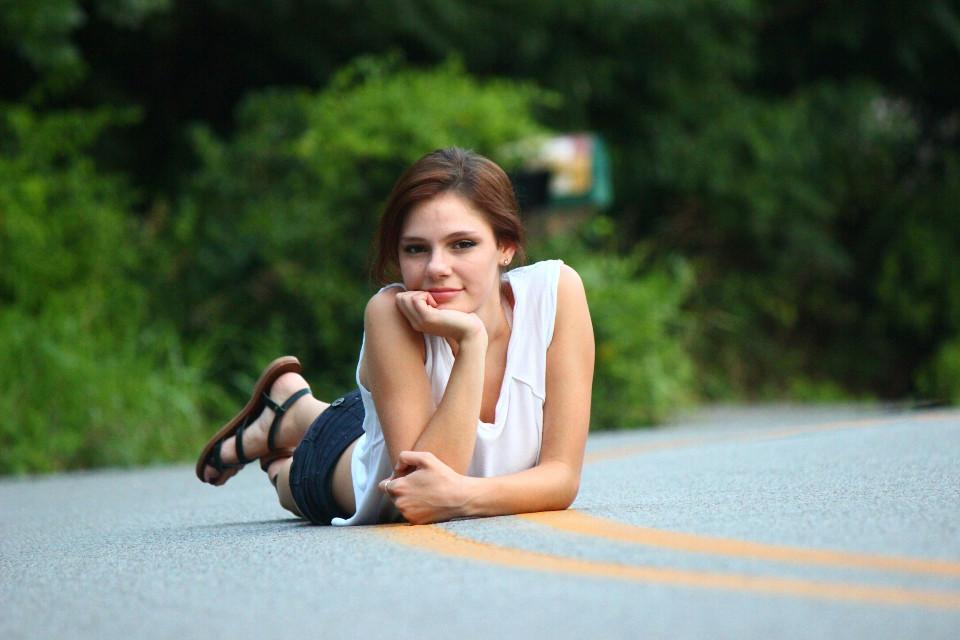 #freetoedit #portrait #road