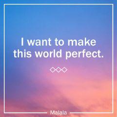 malala yousafzai malalayousafzai inspiration quotes