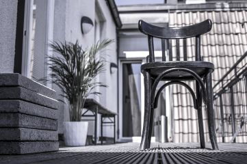 chair shadow blackandwhite photography popart