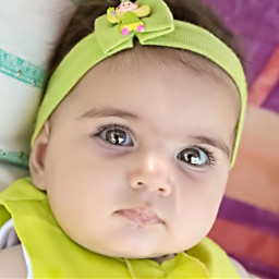 people photography babygirl baby colorful freetoedit