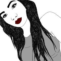 pia mia sketch digitalart pencilart freetoedit