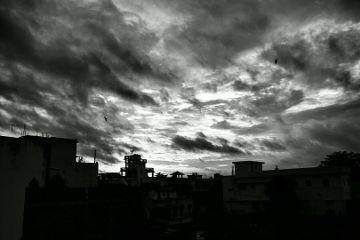 nikon d7200 blackandwhite nikonphotography cloudy