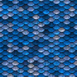 FreeToEdit sereia mermaid mermaidlife blue background pattern scale metallic