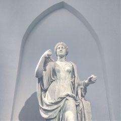 freetoedit sculpture statue white museum