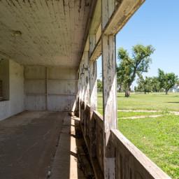 fort fortreno oklahoma historic old