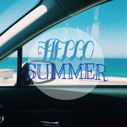 hellosummer summer2k16