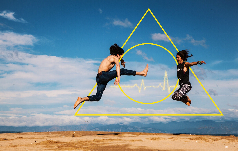 #FreeToEdit #edit #edited #Desert #nature #shapes #geometry #people