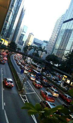 travel hongkong vehicles