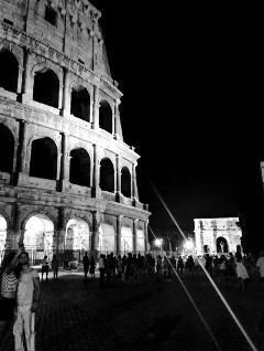 roma city citylife colosseum colosseo