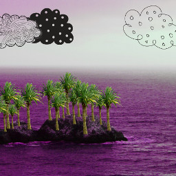 freetoedit edit dream ocean nature